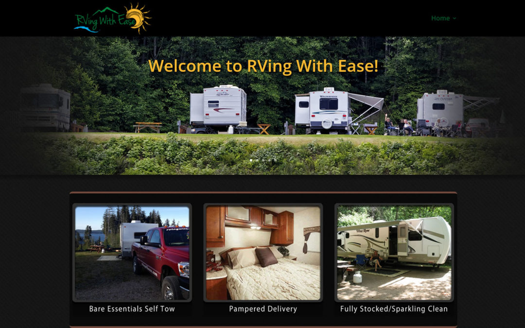RVing With Ease RV Rentals Ltd