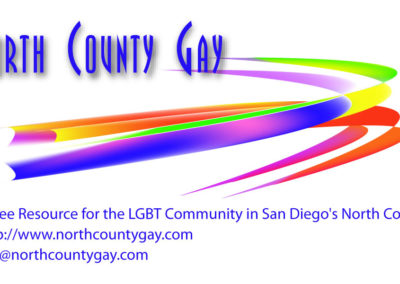 North Count Gay Logo and Site Design