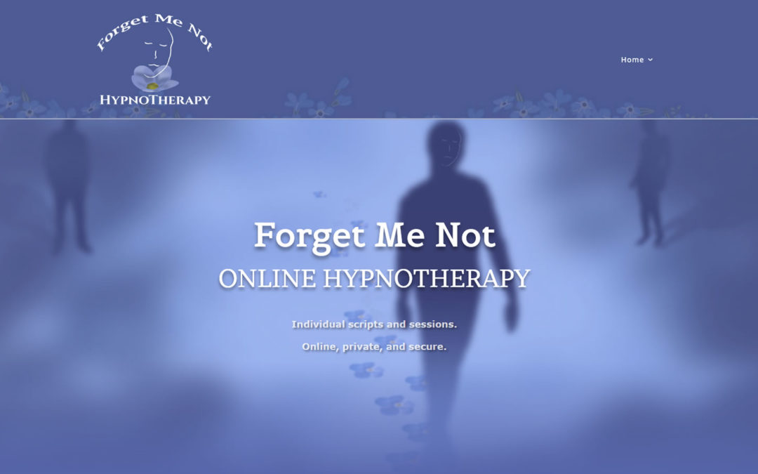 Forget Me Not Hypnotherapy